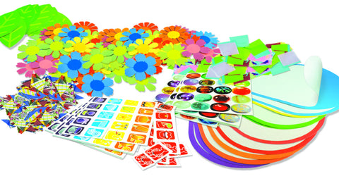 Image of Roylco R15680 Flower Wheel Kit component