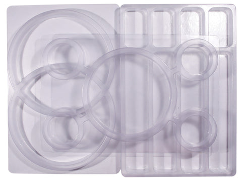 See-Through Sorting Trays