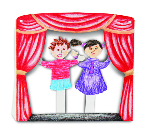 My Very Own Puppet Theater