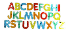 Image of Roylco R49703 Light Learning: Uppercase Letters