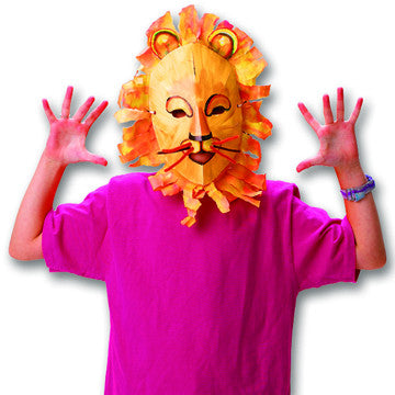 Fold Up Fun Masks