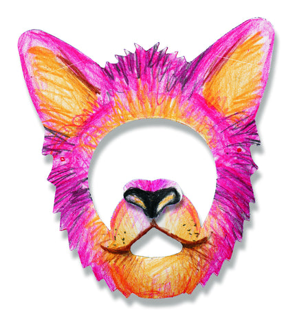 Peek-A-Boo Animal Masks