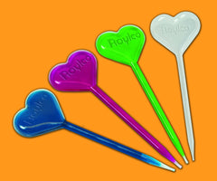 Junior Heart Paint Pipettes