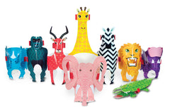 Constructa Clips Creative Animal Kit