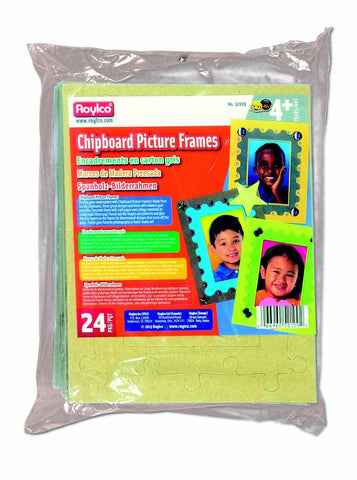 Super Value Chipboard Picture Frames Kit