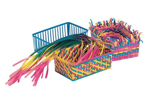Classroom Weaving Baskets