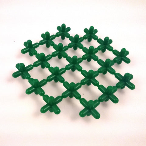 Waffle Connectors - Green