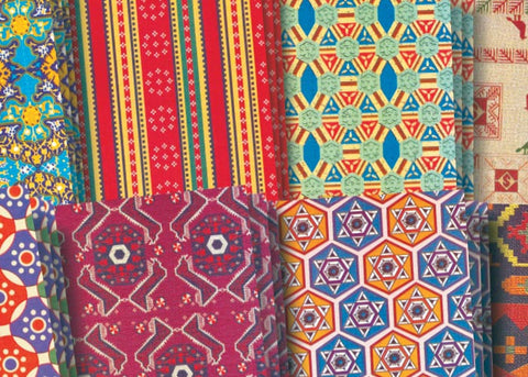 Middle Eastern Design Paper