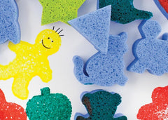 Super Value Favorite Shape Sponges