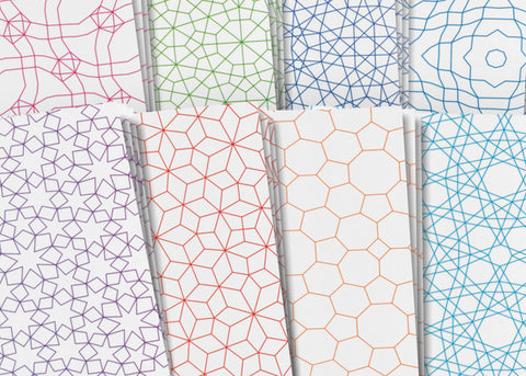 Tessellations Design Paper