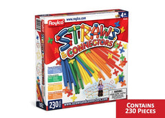 Straws & Connectors (230 pc)