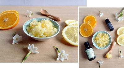 DIY - Hand scrub recipes