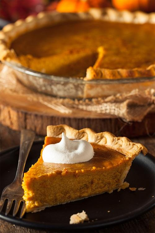 How to make a Pumpkin Pie | Breathable Naturals | Glam & Fame Clothing
