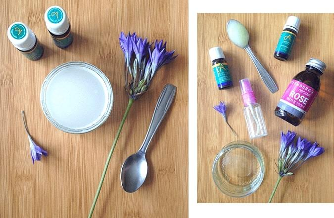 Make Your Own: Natural Aftersun Spray | Breathable Naturals | Glam & Fame Clothing