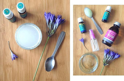 Make Your Own: Natural Aftersun Spray