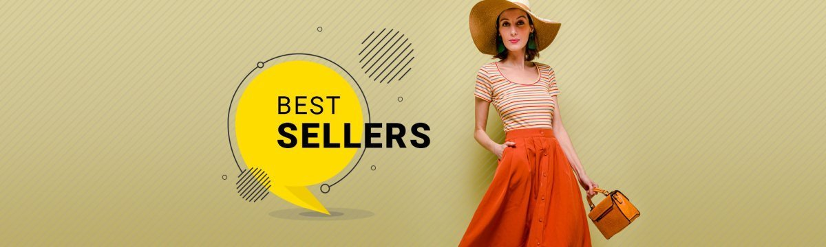 Best Sellers | Breathable Naturals | Glam & Fame Clothing