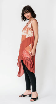 Cotton Blend Ginny Tunic