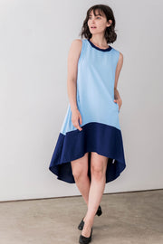 Cotton Blend Cairo Swing Dress