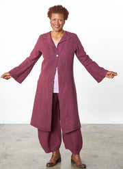 Bryn Walker Elenora Linen Jacket - Glam & Fame | Breathable Naturals