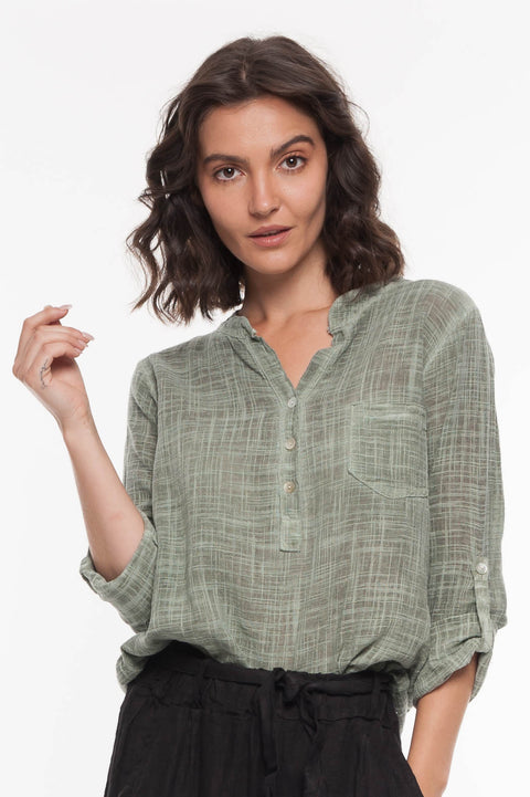 European Cotton Shirt