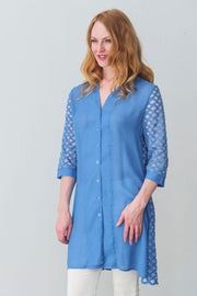 Amelie Shirt - Breathable Naturals | Glam & Fame Clothing