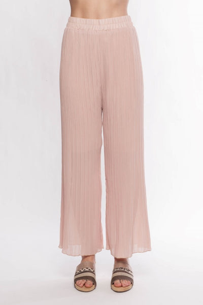 Carol Palazzo Pants - Breathable Naturals | Glam & Fame Clothing