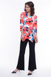 Coco Floral Blouse - Breathable Naturals | Glam & Fame Clothing