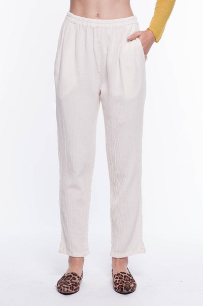 Cotton Dune Pants - Breathable Naturals | Glam & Fame Clothing