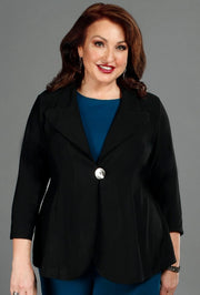 Diane Kennedy Paradox Jacket (Multiple Colors) - Glam & Fame | Luxury Boutique