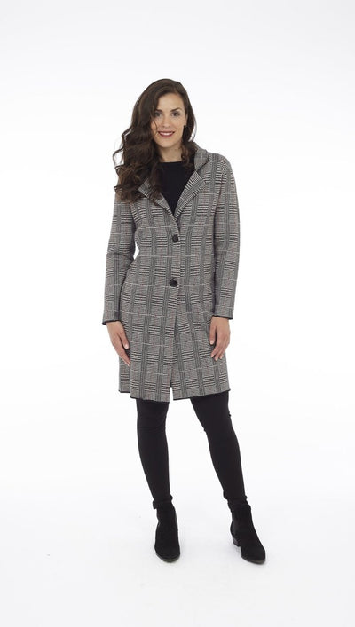 Double Knit Jacket - Glam & Fame | Breathable Naturals