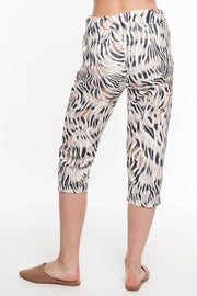 European Cotton Capri - Breathable Naturals | Glam & Fame Clothing
