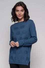 European Cotton Knit Top - Breathable Naturals | Glam & Fame Clothing