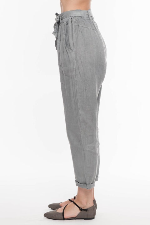 European Linen Pant - Breathable Naturals | Glam & Fame Clothing