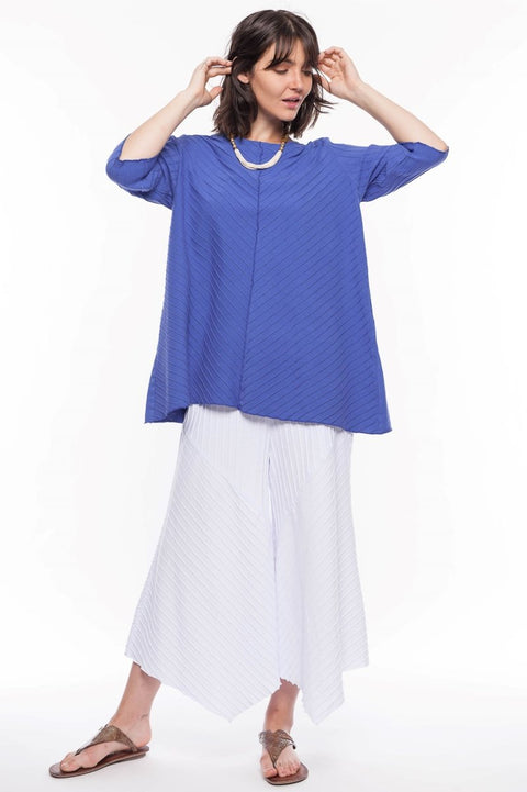 Premium Cotton Tunic - Breathable Naturals | Glam & Fame Clothing