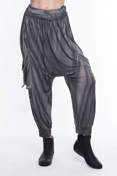 Funky Two Pocket Pants - Breathable Naturals | Glam & Fame Clothing