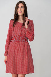 G&F Angela Dress - Breathable Naturals | Glam & Fame Clothing