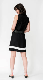 G&F Barcelona Shift Dress - Breathable Naturals | Glam & Fame Clothing