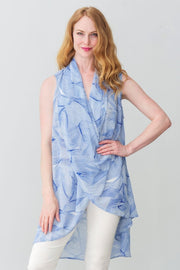 G&F Blossom Top - Breathable Naturals | Glam & Fame Clothing