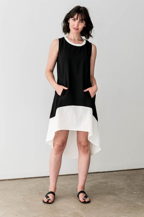 G&F Cairo Swing Dress - Breathable Naturals | Glam & Fame Clothing