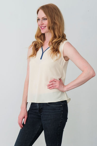 G&F Dahlia Top - Breathable Naturals | Glam & Fame Clothing