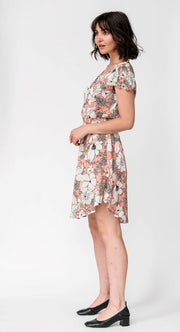 G&F Eva Dress - Breathable Naturals | Glam & Fame Clothing