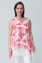 G&F Faith Tunic - Breathable Naturals | Glam & Fame Clothing