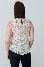 G&F Jasmine Top - Breathable Naturals | Glam & Fame Clothing