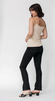 G&F Kylie Tank Top - Breathable Naturals | Glam & Fame Clothing