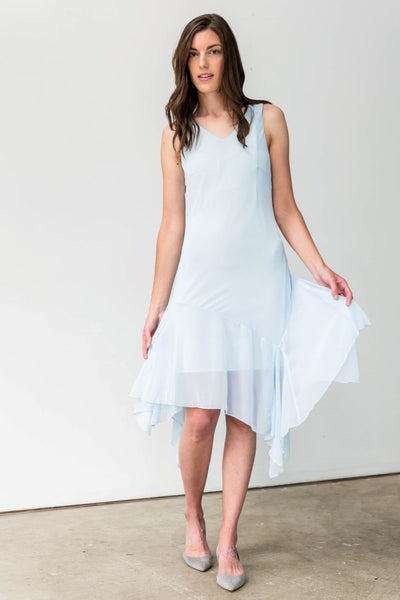 G&F Lauren Dress - Breathable Naturals | Glam & Fame Clothing