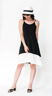 G&F Lola Swing Dress - Breathable Naturals | Glam & Fame Clothing