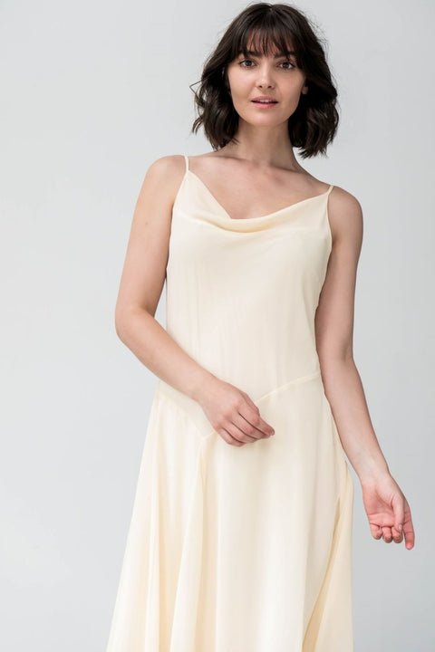 G&F Marisa Dress - Breathable Naturals | Glam & Fame Clothing