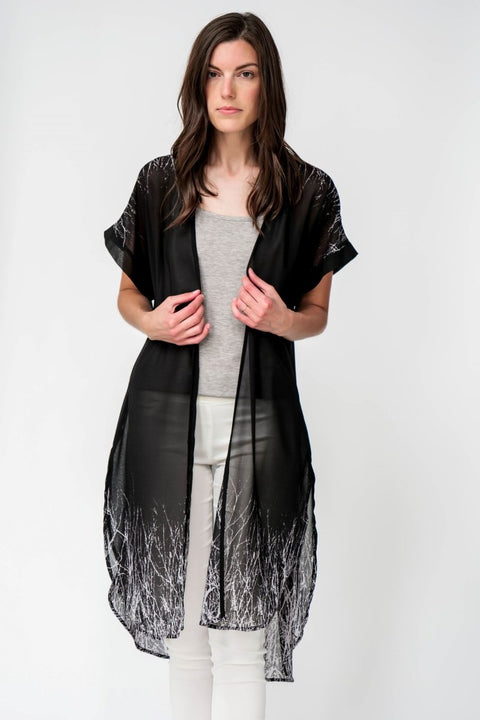 G&F St. Tropeze Kimono - Breathable Naturals | Glam & Fame Clothing