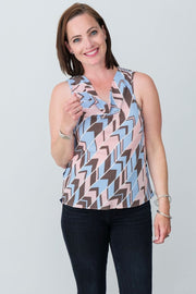 G&F Yazmin Top - Breathable Naturals | Glam & Fame Clothing