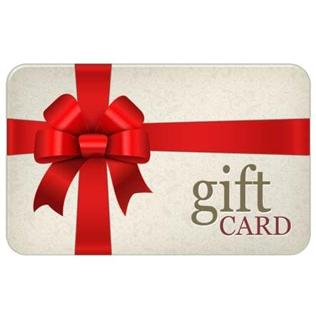 Gift Card $ 50.00 - Glam & Fame | Breathable Naturals